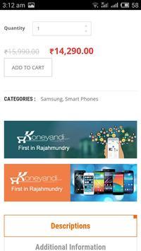 Koneyandi.com screenshot 4