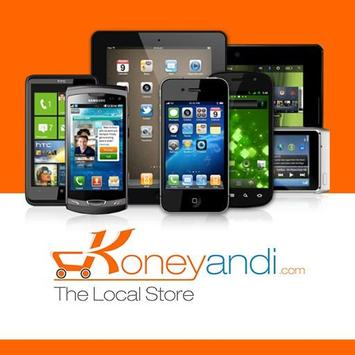 Koneyandi.com poster