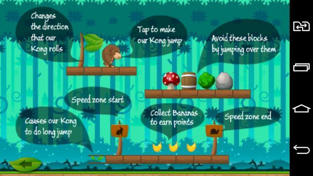 Kong Get Bananas screenshot 7