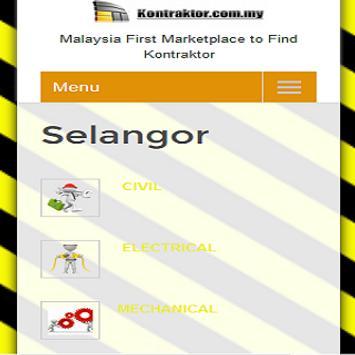 KONTRAKTOR.COM.MY screenshot 18