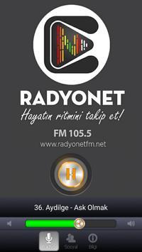 Konya RadyoNet poster