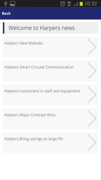 Harpers Waste Management apk screenshot