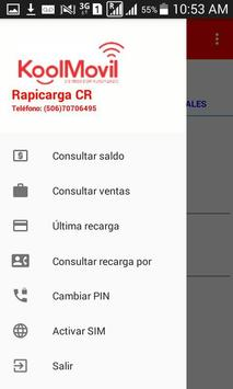 KOOLMOVIL RECARGAS apk screenshot