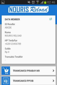 aplikasi nouris reload apk screenshot