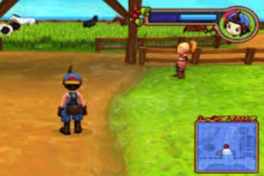Tricks Harvest Moon screenshot 1