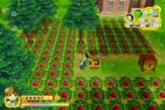 Tricks Harvest Moon screenshot 2