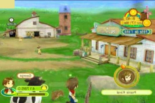 Tricks Harvest Moon screenshot 3