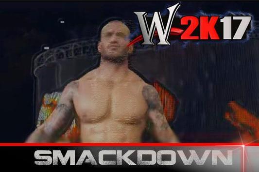 Tricks WWE 2K17 Smack Down poster