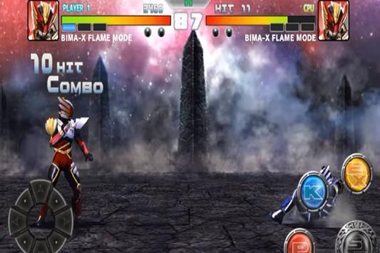 Games Bima X Satria Heroes Cheat poster