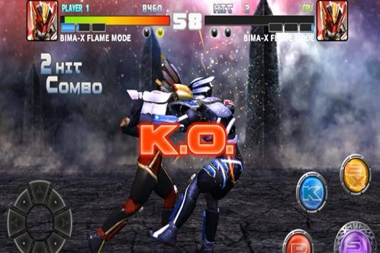 Games Bima X Satria Heroes Cheat screenshot 1