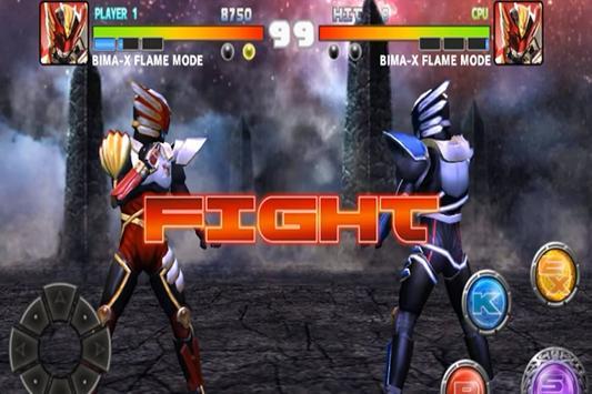 Games Bima X Satria Heroes Cheat screenshot 8
