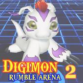 Pro Digimon Rumble Arena 2 Hint icon