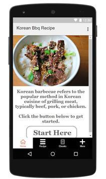 Korean bbq recipe apk download free food drink app for android korean bbq recipe apk screenshot forumfinder Image collections