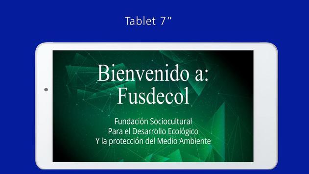 Fusdecol apk screenshot