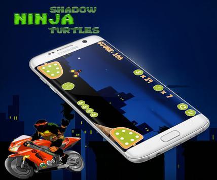 Ninja Shadow - Turtles Climbs screenshot 4