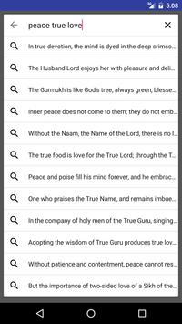 Gurbani Answers screenshot 1
