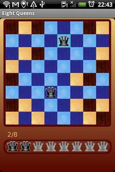 Eight Queens screenshot 2