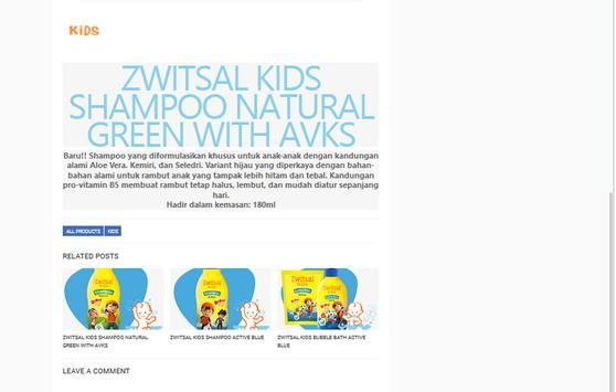 Katalog Zwitsal screenshot 4