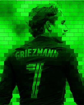 Antoine Griezmann WALLPAPERS HD poster