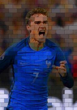 Antoine Griezmann WALLPAPERS HD screenshot 1