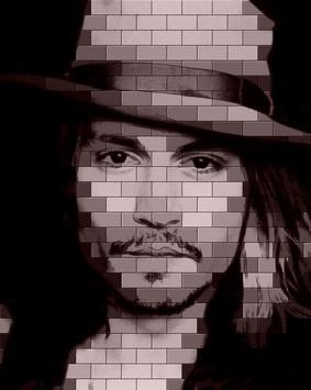 Johnny Depp Wallpapers HD apk screenshot