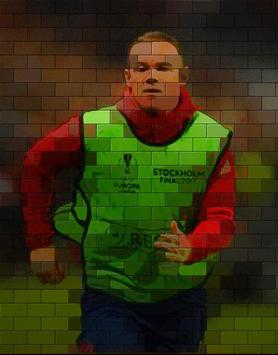 Wayne Rooney WALLPAPERS HD screenshot 2