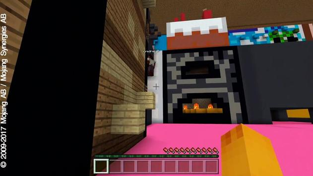 Parkour The Giant House MCPE Map For Android APK Download - Minecraft house download 1 7 10