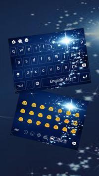 Fallingstar Keyboard poster