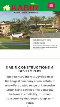 Kabir Construction apk screenshot