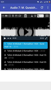 Kajian M. Quraish Shihab screenshot 3