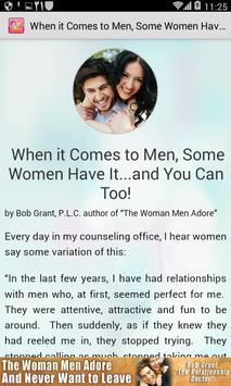 Make Him Fall in Love - For Women screenshot 2