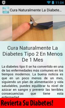 diabetes cura naturalmente