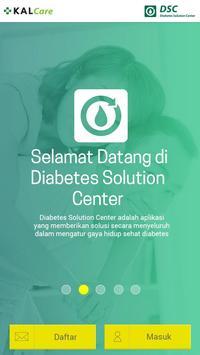 Diabetes Solution Center (DSC) poster