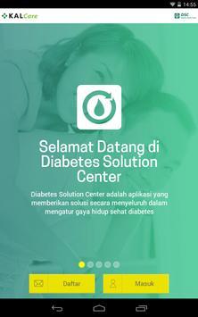 Diabetes Solution Center (DSC) apk screenshot