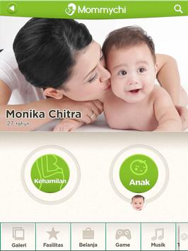 Mommychi for Mom and Child apk screenshot