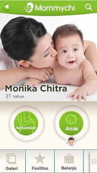 Mommychi for Mom and Child poster