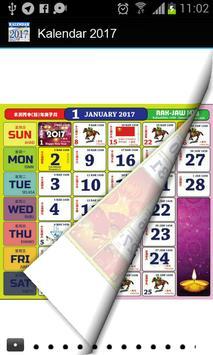 Kalendar 2017 Malaysia Kuda apk screenshot