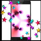 Kaleidoscope HD Video LWP icon
