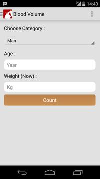 BodyMeter apk screenshot