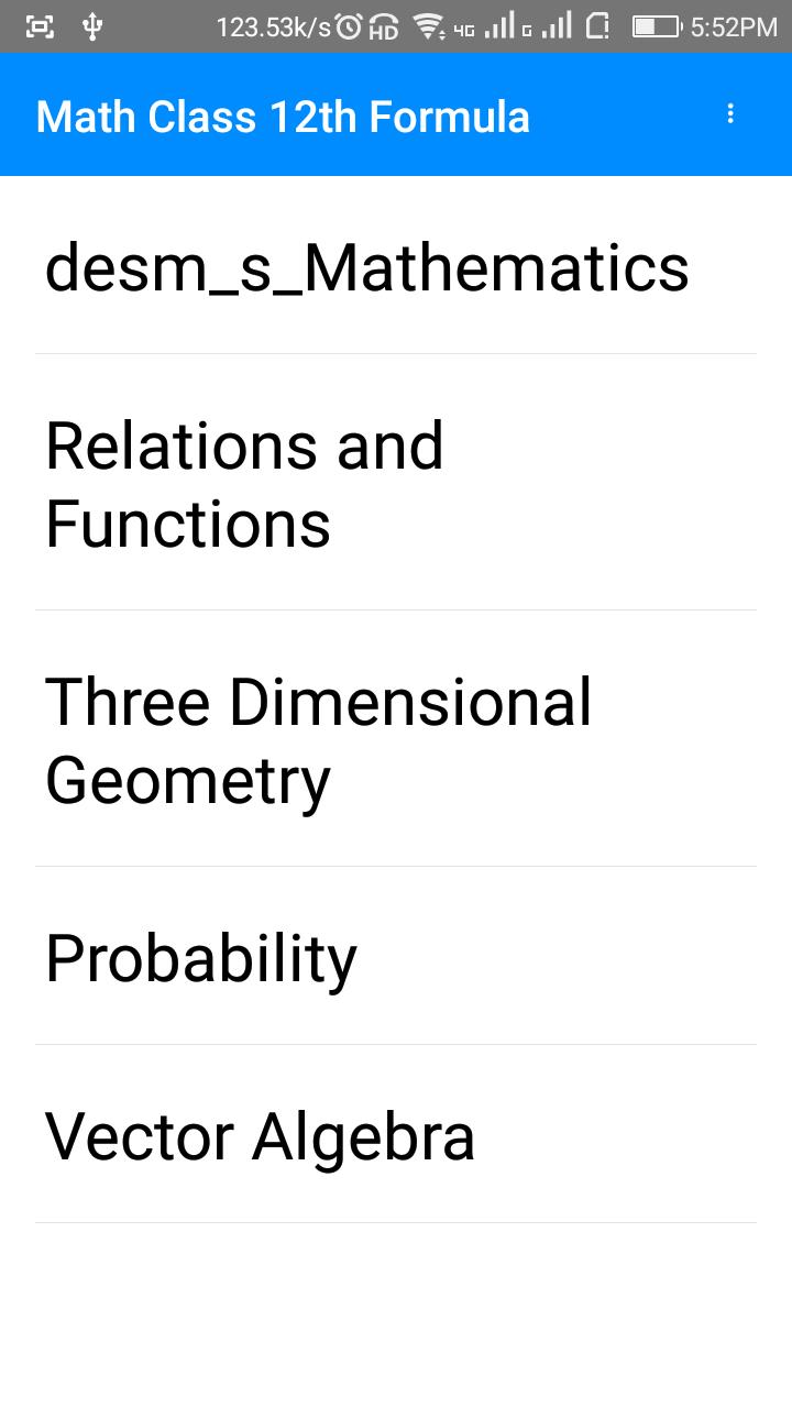 Math Formulas Pdf