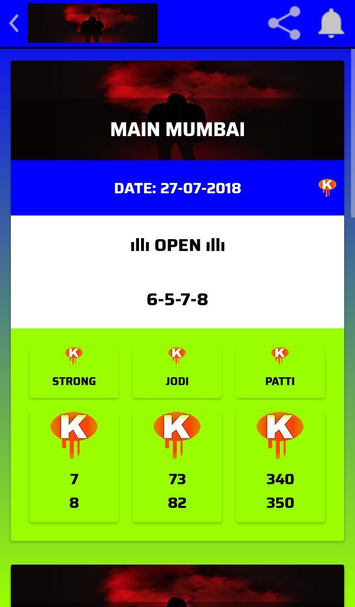 Kalyan Matka WIN Indian Satta Matka Tip & Tutorial for Android - APK