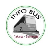 Jadwal - Bus Jakarta Semarang icon