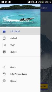 Jadwal - Ferry Aceh Sabang screenshot 1