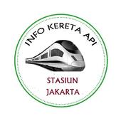 Jadwal - Kereta Api Jakarta icon