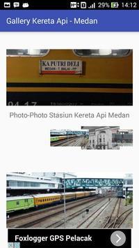 Jadwal - Kereta Api Medan apk screenshot
