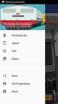 Jadwal - Kereta Api Surabaya screenshot 1