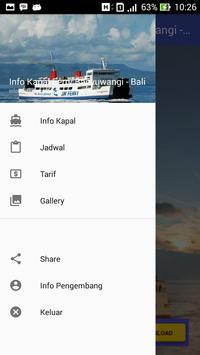 Jadwal Ferry Banyuwangi - Bali poster