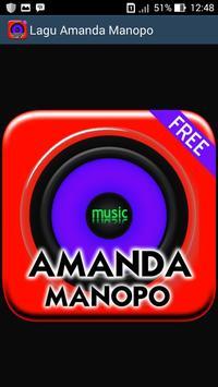 Lagu Amanda Manopo poster