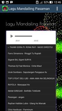 Lagu Mandailing Pasaman screenshot 1