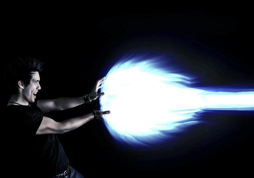 Kamehameha Saiyan Power Maker apk screenshot